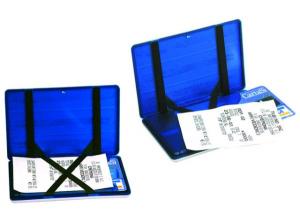 Portacarte di credito magico cm.9,5x6,4x1h
