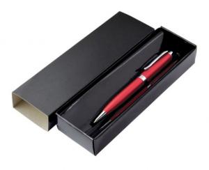 Scatola cartoncino nero penne non inclusa cm.18x5,8x3h