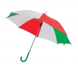 Ombrello bandiera Italiana automatico cm.106x106x85h