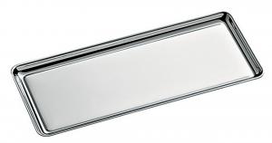 Vassoio rettangolare portapenne cm.18,4x8,4x0,8h