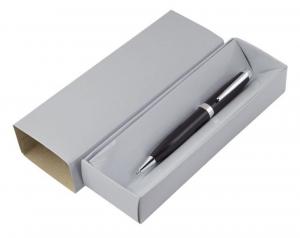 Box cartoncino argento - no penna cm.18x5,8x3h