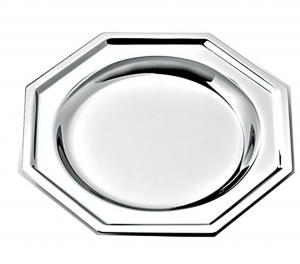 Sottobicchiere ottagonale set 6pz cm.11,2x11,2x1,5h