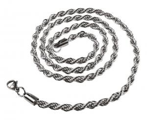 Catenella acciaio cm.70x0,5x0,5h