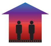 Riscaldamento   radiante  elettrico  a pavimento  :   comfort  abitativo  e risparmio  energetico