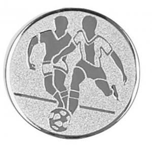 Medaglietta Piastrina Football cm.2,5x2,5x0,1h