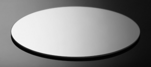 Specchio ovale da Tavolo per Buffet cm.15x15x0,2h