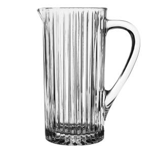Brocca in vetro cristallino per cocktail 120 cl Timeless RCR cm.23h diam.11