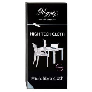 Tessuto per la pulizia e la cura degli schermi del vetro del cristallo o del policarbonato Hagerty cm.55x36