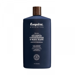 Esquire The 3 In 1 Shampoo, Conditioner & Body Wash 414ml
