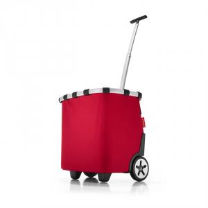 Reisenthel - Carrycruiser - Trolley da spesa due ruote rosso cod. OE3004