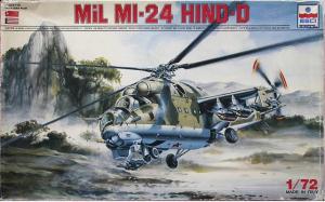 MIL Mi-24 Hind D (ESCI/ERTL)