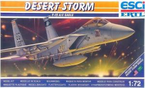 F-15C Eagle Desert Storm (ESCI/ERTL)