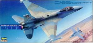 General Dynamics F-16N Top Gun (Hasegawa)