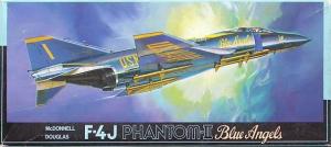McDonnell Douglas F-4J Phantom II Blue Angels (Fujimi)