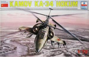 Kamov Ka-34 Hokum (ESCI/ERTL)