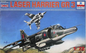 Laser Harrier GR3 (ESCI)