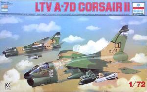 LTV A-7D Corsair II (ESCI/ERTL)