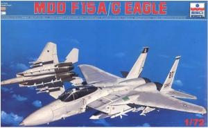 McDonnell Douglas F-15A/C (ESCI/ERTL)