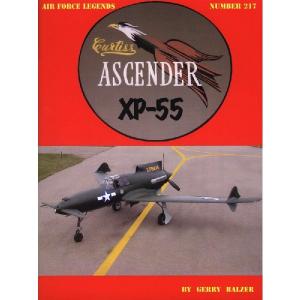 CURTISS XP-55 ASCENDER
