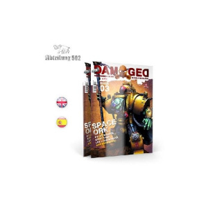 DAMAGED MAGAZINE 03