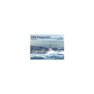 USS PAMPANITO COLOR ON DE