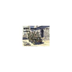WORLD WAR II JEEP IN ACTI