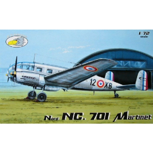 NORD NC.701 MARTINET (5X FRENCH VERSIONS)