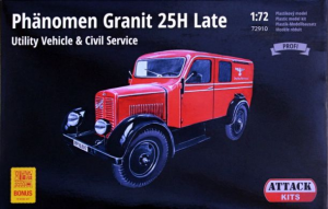Phanomen Granit 25H Late (Utility & Civil)