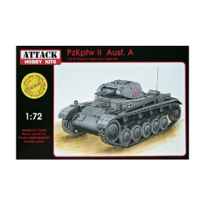 PZKPFW II AUSF.A (SPECIAL EDITION)