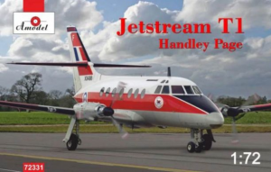 Handley Page Jetstream T1