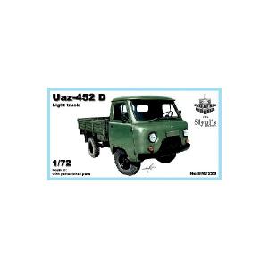 UAZ-452 D