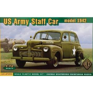 US ARMY STAFF CAR