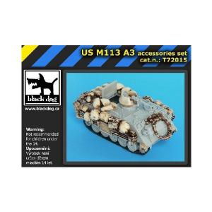 US M113 A3 ACCESSORIES SET (TRUMP)