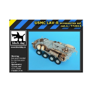 USMC LAV -R ACCESSORIES SET (TRUMP)