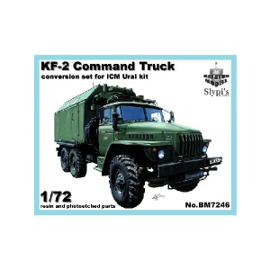 KF-2 COMMAND TRUCK FOR ICM URAL-4320