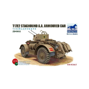 T17E2 STAGHOUND A.A.