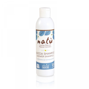 Doccia Shampoo Natù con Dispenser, Officina Naturae 200ml