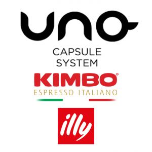 Compatibili Uno Capsule System SOLUBILI ASSORTITI