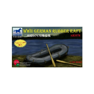 GERMAN RUBBER RAFT