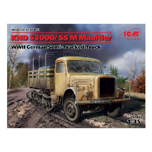 KHD S3000/SS M MAULTIER