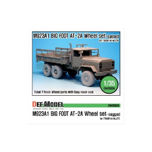 M923A1 BIG FOOT TRUCK GY AT-2A