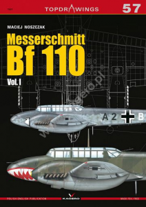 Messerschmitt Me-110 Vol. I
