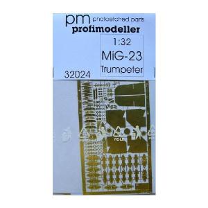 MIG-23 - UNDERCARRIAGE SET (TRUMP)