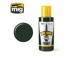 ONE SHOT PRIMER - GREEN FLASH 60ml