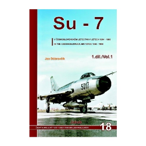 SU-7 IN THE CZECHOSLOVAKIA AF (1964-1990)