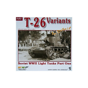 T-26 VARIANTS