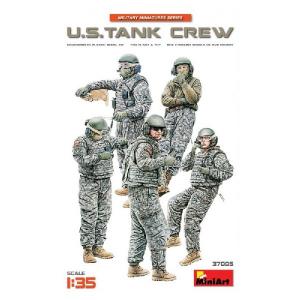U.S. TANK CREW