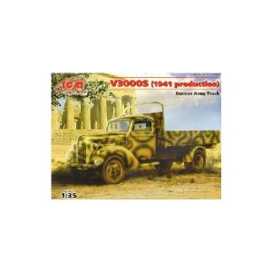 V3000S GERMAN ARMY TRUCK 1941