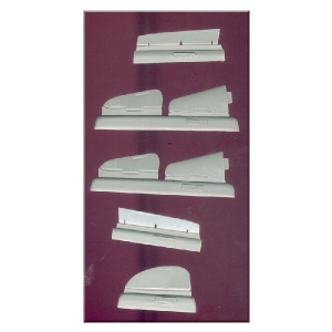 YAK-7/9 CONTROL SURFACES