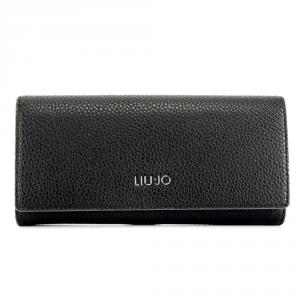 Woman wallet Liu Jo ISOLA N68161 E0033 NERO